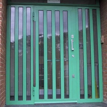 High Security Door Sets